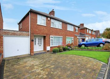 Thumbnail 3 bedroom semi-detached house for sale in Guildford Avenue, Lawn, Swindon