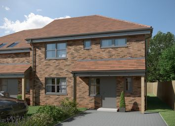 Thumbnail 2 bed semi-detached house for sale in South Lane, Southbourne, Emsworth
