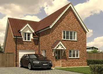 Thumbnail 4 bed detached house for sale in Hitcham, Ipswich, Suffolk