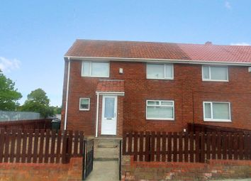 Thumbnail 3 bedroom semi-detached house for sale in Emden Road, Newcastle Upon Tyne