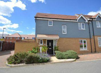 3 bed semi-detached house for sale in Hill Pastures, Redhouse Park, Milton Keynes, Buckinghamshire MK14