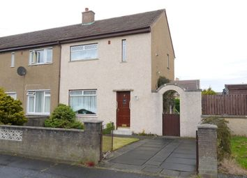 Thumbnail 2 bed end terrace house for sale in Cunninghame Road, Prestwick