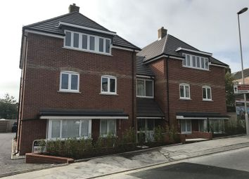 Thumbnail 2 bedroom flat for sale in Damers Road, Dorchester