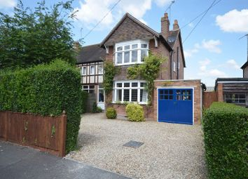 Thumbnail 4 bed semi-detached house for sale in Perry Street, Wendover, Aylesbury