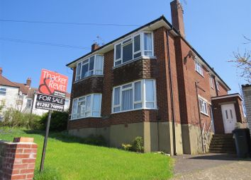 Thumbnail 1 bed flat for sale in Becher Court, Parkstone, Poole