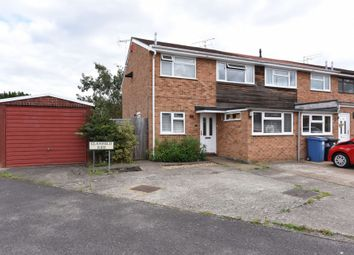 Thumbnail 3 bed end terrace house to rent in Clanfield Ride, Blackwater