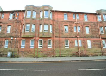 Thumbnail 2 bedroom flat for sale in Fore Street, Port Glasgow