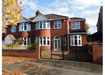 4 bed semi-detached house for sale in Kings Road, Stretford, Manchester M32