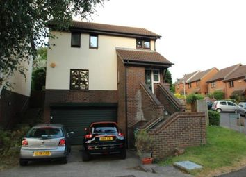 Thumbnail 3 bed detached house for sale in The Spinney, Swanley, Kent