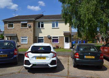 Thumbnail 2 bed maisonette to rent in Henstead Grdens, Ipswich