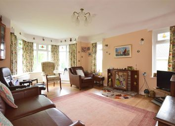 Thumbnail 4 bed bungalow for sale in Woodvale Road, Gurnard, Isle Of Wight