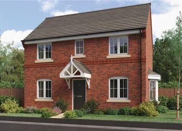 "Thumbnail 3 bed detached house for sale in ""Milton"" at Park Lane, Castle Donington, Derby"