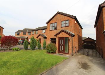 Thumbnail 3 bed detached house for sale in Wroxham Close, Helsby, Cheshire