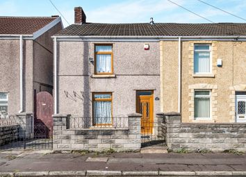 Thumbnail 3 bed terraced house for sale in Dinas Street, Plasmarl, Swansea