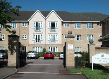 Thumbnail 1 bedroom flat for sale in Kay Hitch Way, Histon, Cambridgeshire