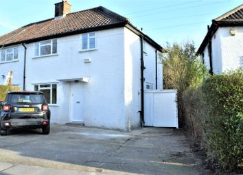 Thumbnail 3 bed semi-detached house to rent in County Road, Thornton Heath