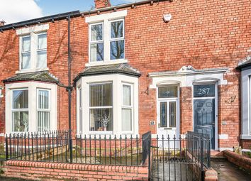 3 bed terraced house for sale in Warwick Road, Carlisle, Cumbria CA1