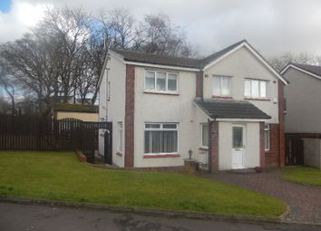 Thumbnail 5 bed detached house to rent in Cromarty Road, Airdrie, North Lanarkshire