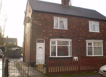 Thumbnail 2 bed semi-detached house to rent in Cromwell Avenue, Scunthorpe