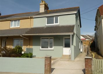 Thumbnail 3 bed end terrace house to rent in Harbour Village, Goodwick, Pembrokeshire