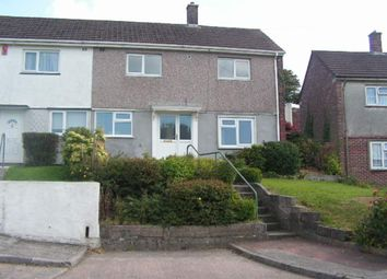 Thumbnail 2 bed detached house to rent in Selkirk Place, Crownhill, Plymouth