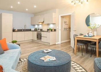 "Thumbnail 2 bed flat for sale in ""Kier House"" at Barrow Walk, Birmingham"