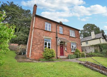 Thumbnail 3 bed detached house for sale in Redbrook, Monmouth