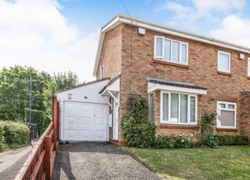 Thumbnail 2 bed semi-detached house for sale in Wychbury Road, Birmingham, West Midlands