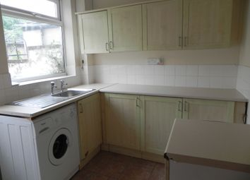 Thumbnail 1 bedroom end terrace house to rent in Derbyshire Lane, Hucknall