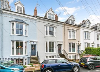 St. Annes Crescent, Lewes BN7. 5 bed terraced house for sale