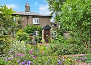 Thumbnail 2 bedroom end terrace house for sale in Apsley Cottages, Park Road, Banstead, Surrey
