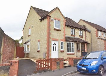 Thumbnail 3 bedroom semi-detached house for sale in Howard Street, St. George, Bristol