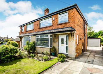 Thumbnail 3 bed semi-detached house for sale in Roman Drive, Mount, Huddersfield