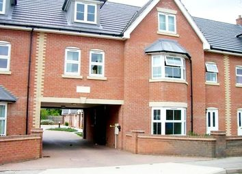 Thumbnail 1 bedroom flat to rent in St Lukes Court, Foxhall Road, Ipswich
