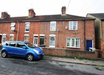 Thumbnail 2 bed terraced house to rent in Jubilee Road, Newbury