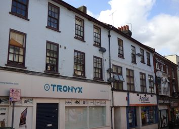 Thumbnail 1 bed flat to rent in Wellington St, Luton