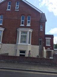 Thumbnail Studio to rent in Elphinstone Road, Southsea
