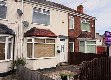 Thumbnail 2 bed terraced house for sale in Alston Avenue, Hull