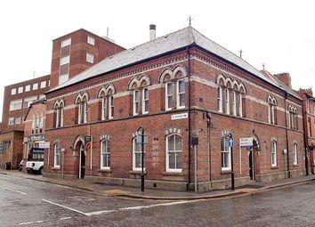 Thumbnail 1 bedroom flat to rent in St Austins Chambers, St Austins Lane, Warrington