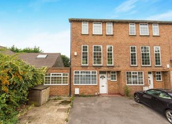 Thumbnail 4 bed end terrace house for sale in Cheam, Sutton, Surrey