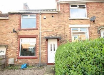Thumbnail 3 bedroom terraced house to rent in Harrogate Terrace, Murton, Seaham