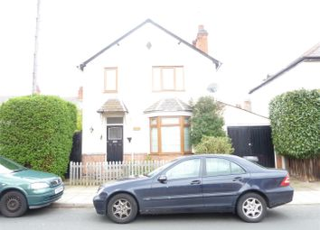 Thumbnail 3 bed detached house to rent in Vaugan Road, Aylestone, Leicester