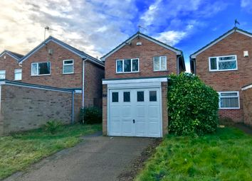 Thumbnail 3 bed detached house to rent in Poulter Close, Nottingham