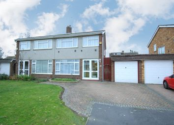 Thumbnail 3 bed semi-detached house to rent in Raymond Close, Colnbrook, Slough