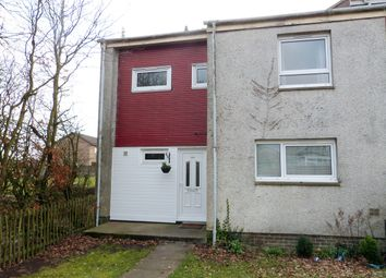 Thumbnail 4 bed end terrace house for sale in Laurel Drive, Greenhills East Kilbride