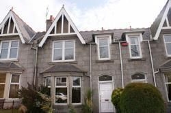 Thumbnail 3 bed semi-detached house to rent in Woodstock Road, Aberdeen City