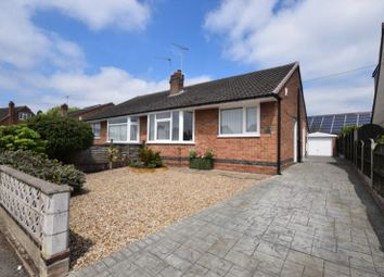 Thumbnail 2 bedroom semi-detached bungalow for sale in Reginald Road South, Chaddesden, Derby