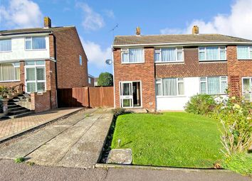 Thumbnail 3 bed semi-detached house for sale in Long Walk, Gravesend, Kent