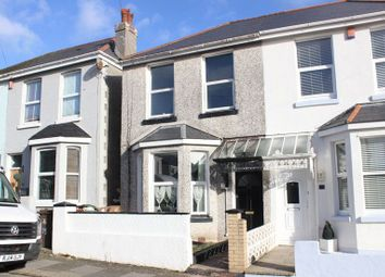Thumbnail 4 bedroom semi-detached house for sale in Cedarcroft Road, Beacon Park, Plymouth