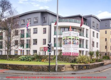 Thumbnail 1 bed flat for sale in Tregolls Lodge, St Clements Hill